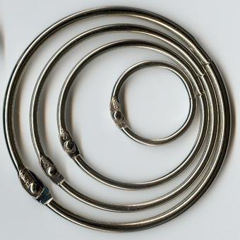 Nadeln und Ringe